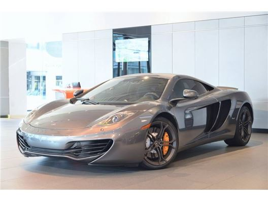 2013 McLaren MP4-12C for sale in Beverly Hills, California 90211