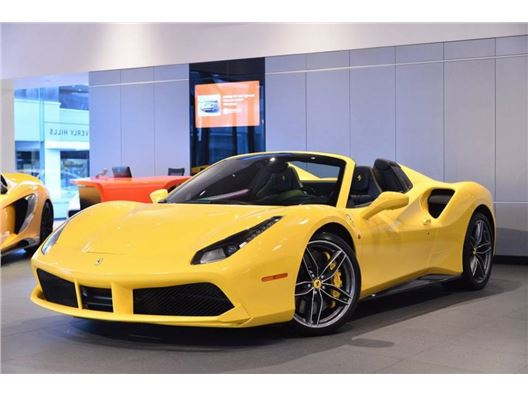 2016 Ferrari 488 Spider for sale in Beverly Hills, California 90211