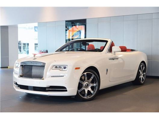 2016 Rolls-Royce Dawn for sale in Beverly Hills, California 90211