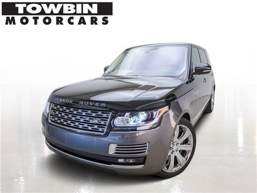 2016 Land Rover Range Rover for sale in Las Vegas, Nevada 89146