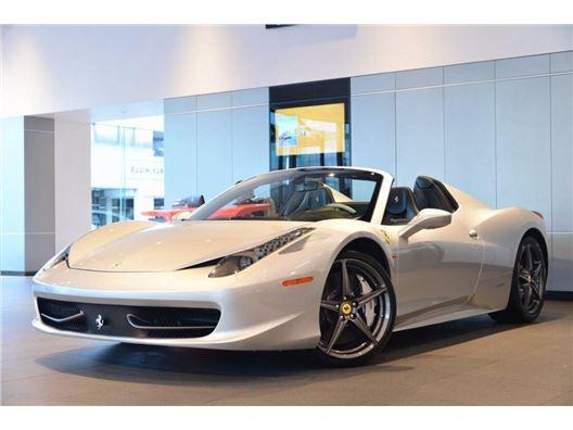 2015 Ferrari 458 Spider for sale in Beverly Hills, California 90211