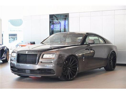 2014 Rolls-Royce Wraith for sale on GoCars.org