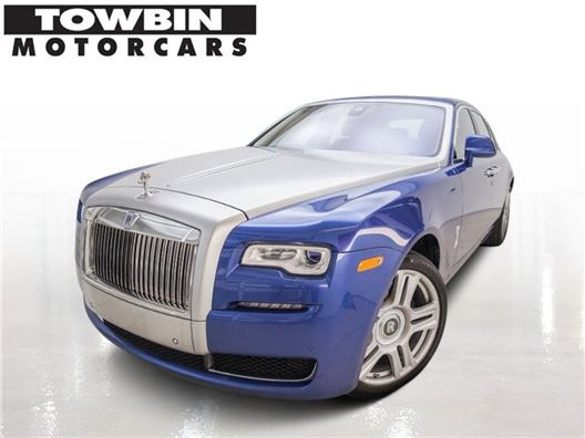 2015 Rolls-Royce Ghost for sale in Las Vegas, Nevada 89146