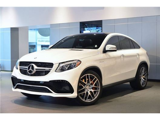2017 Mercedes-Benz AMG GLE 63 for sale in Beverly Hills, California 90211
