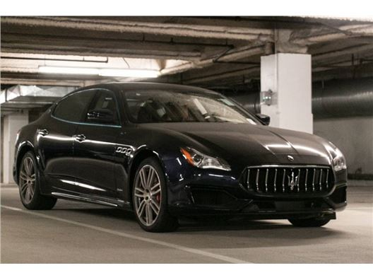 2017 Maserati Quattroporte for sale in Beverly Hills, California 90211