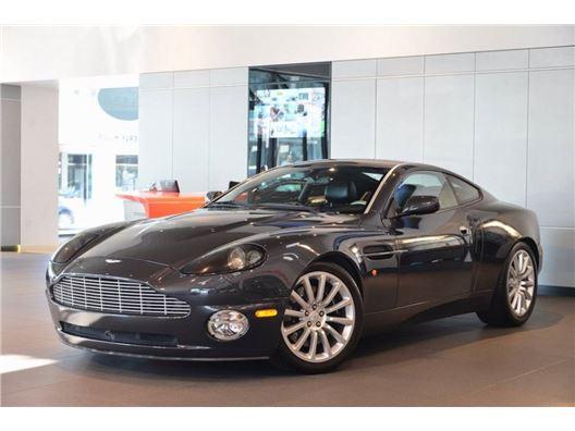 2003 Aston Martin Vanquish for sale in Beverly Hills, California 90211