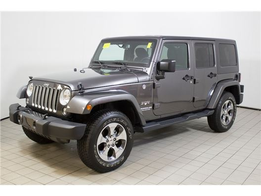 2016 Jeep Wrangler Unlimited for sale in Norwood, Massachusetts 02062
