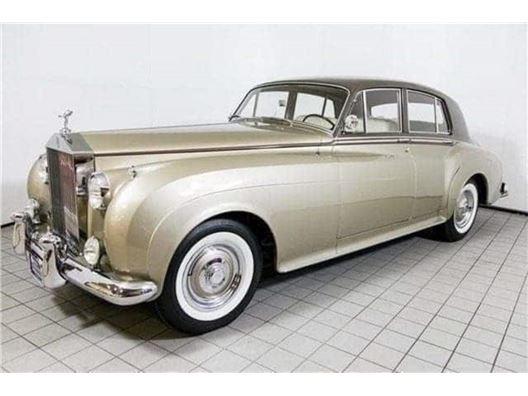 1960 Rolls-Royce Silver Cloud II for sale in Norwood, Massachusetts 02062