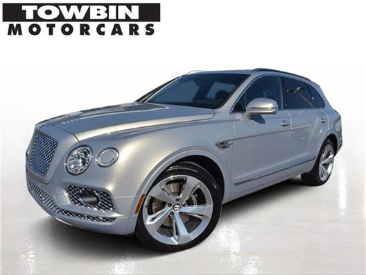 2017 Bentley Bentayga for sale in Las Vegas, Nevada 89146