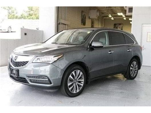 2016 Acura MDX for sale in Norwood, Massachusetts 02062