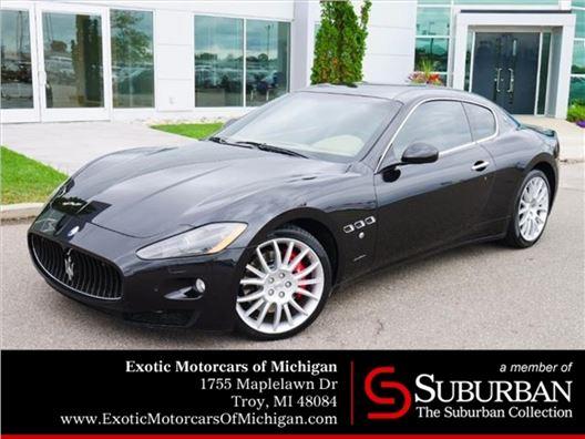2009 Maserati GranTurismo for sale in Troy, Michigan 48084