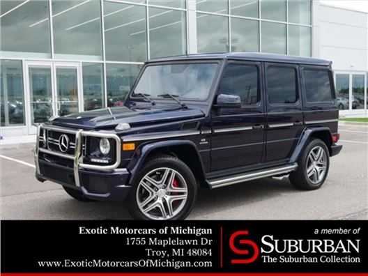 2014 Mercedes-Benz G-Class for sale in Troy, Michigan 48084