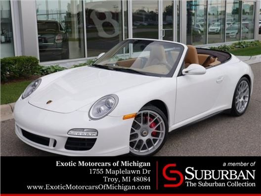 2012 Porsche 911 for sale in Troy, Michigan 48084