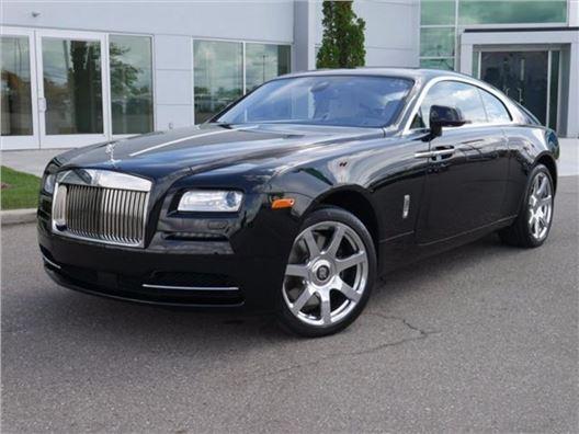 2014 Rolls-Royce Wraith for sale in Troy, Michigan 48084