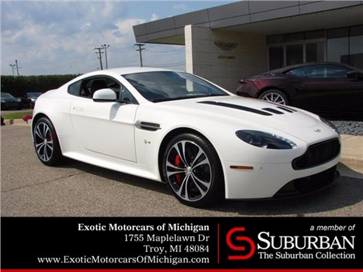 2017 Aston Martin V12 Vantage S for sale in Troy, Michigan 48084