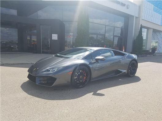 2017 Lamborghini Huracan for sale in Troy, Michigan 48084