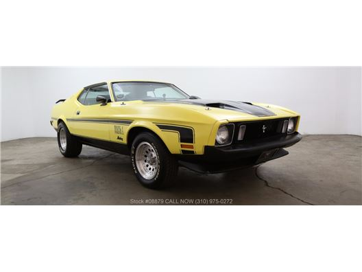 1973 Ford Mustang Mach 1 for sale in Los Angeles, California 90063