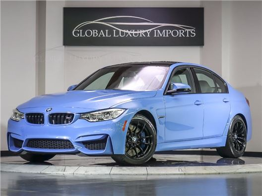 2016 BMW M3 for sale in Burr Ridge, Illinois 60527