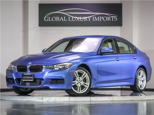 2014 BMW 3 Series for sale in Burr Ridge, Illinois 60527
