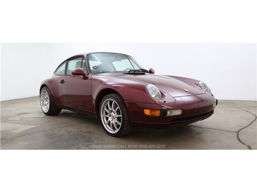 1996 Porsche 993 Tip Coupe for sale in Los Angeles, California 90063