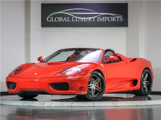 2003 Ferrari 360 Spider for sale in Burr Ridge, Illinois 60527