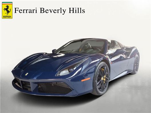 2017 Ferrari 488 Spider for sale in Beverly Hills, California 90212