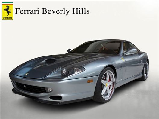 2000 Ferrari 550 MARANELLO for sale on GoCars.org