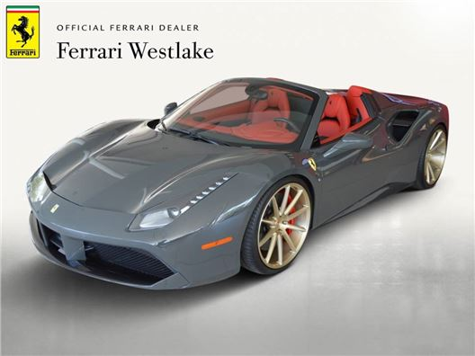 2016 Ferrari 488 Spider for sale in Thousand Oaks, California 91361