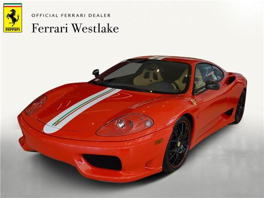 2004 Ferrari Challenge Stradale for sale in Thousand Oaks, California 91361
