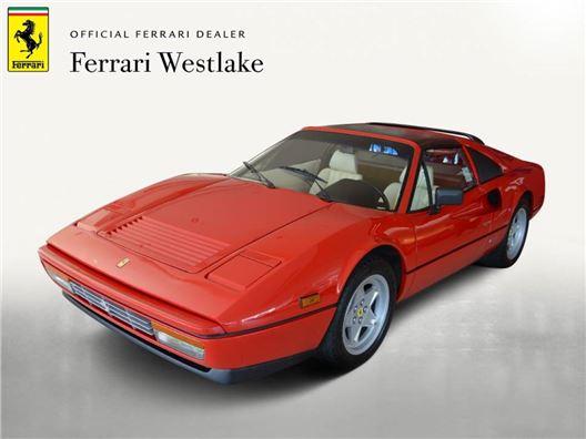 1988 Ferrari 328 for sale in Thousand Oaks, California 91361