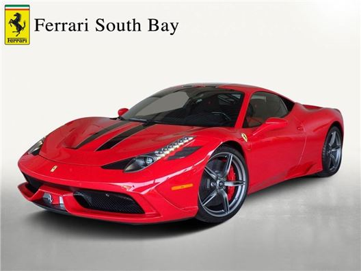 2015 Ferrari 458 Speciale for sale in Torrance, California 90505