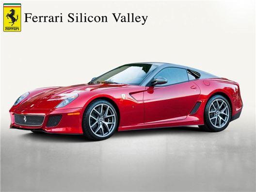 2011 Ferrari 599 GTO For Sale In Redwood City, California 94061