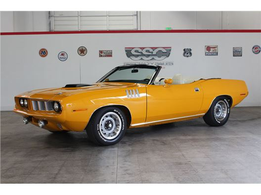1971 Plymouth Cuda for sale in Fairfield, California 94534