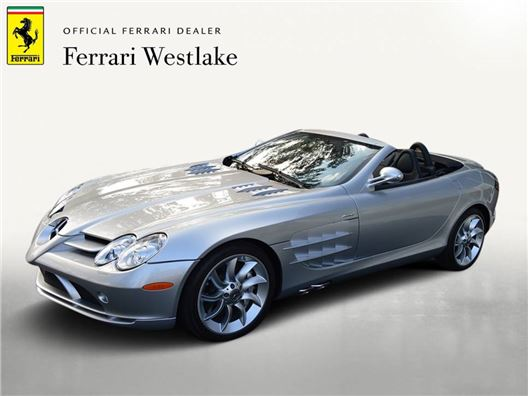 2008 Mercedes-Benz SLR McLaren for sale in Thousand Oaks, California 91361