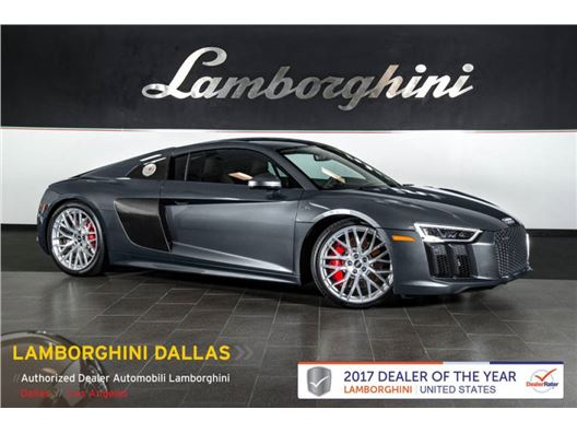 2017 Audi R8 for sale in Richardson, Texas 75080