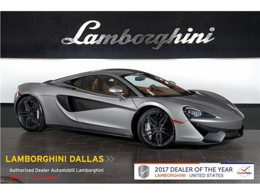 2016 McLaren 570S for sale in Richardson, Texas 75080