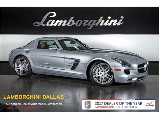 2012 Mercedes-Benz SLS AMG for sale in Richardson, Texas 75080