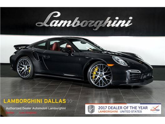 2014 Porsche 911 Turbo S for sale in Richardson, Texas 75080