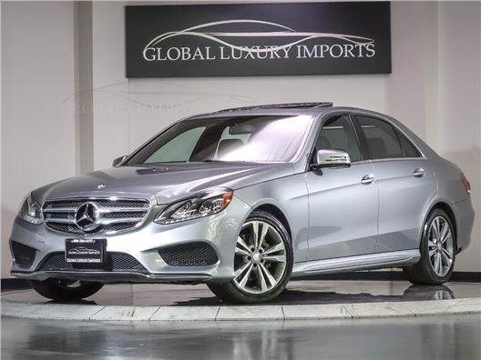 2014 Mercedes-Benz E-Class for sale in Burr Ridge, Illinois 60527
