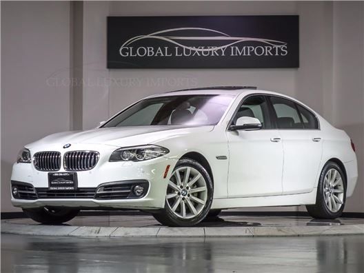 2015 BMW 5 Series for sale in Burr Ridge, Illinois 60527