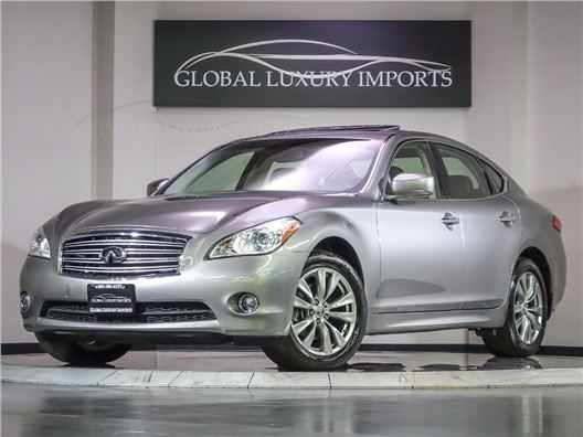 2013 Infiniti M37 for sale in Burr Ridge, Illinois 60527