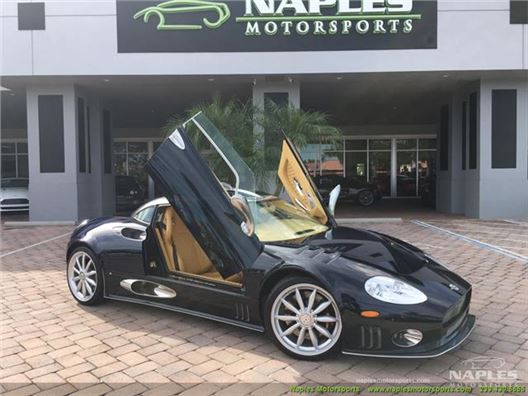 2009 Spyker C8 Laviolette Coupe for sale in Naples, Florida 34104
