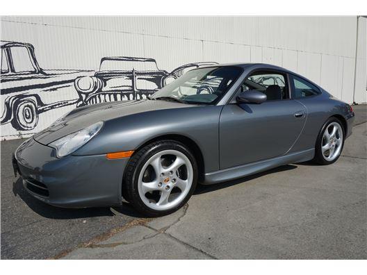 2002 Porsche 911 for sale in Pleasanton, California 94566