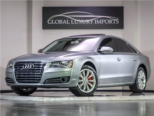 2012 Audi A8 for sale in Burr Ridge, Illinois 60527