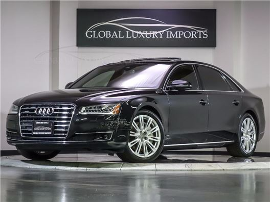 2015 Audi A8 L for sale in Burr Ridge, Illinois 60527