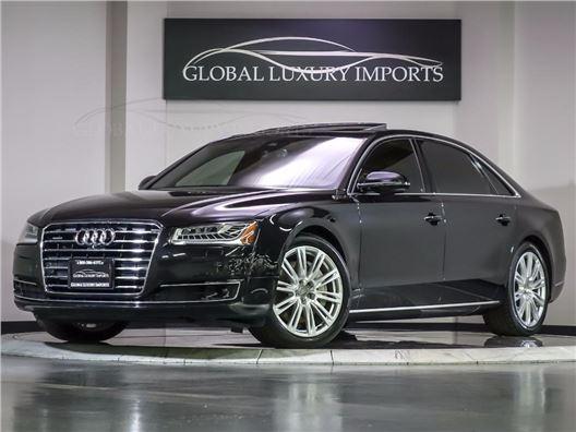 2015 Audi A8 L for sale in Burr Ridge, Illinois 60527