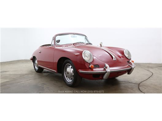 1965 Porsche 356C Cabriolet for sale in Los Angeles, California 90063