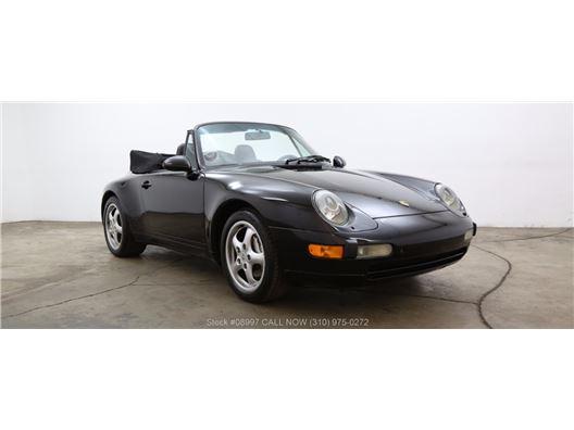 1995 Porsche 993 Cabriolet for sale in Los Angeles, California 90063