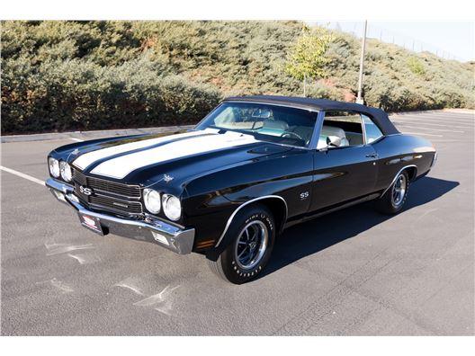 1970 Chevrolet Chevelle for sale in Benicia, California 94510