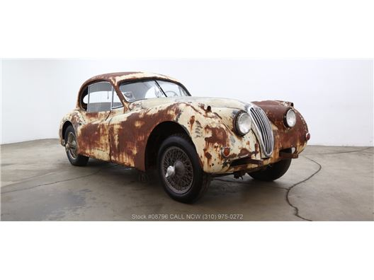 1956 Jaguar XK140 FHC for sale in Los Angeles, California 90063